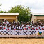 GOOD ON ROOFS in Benin